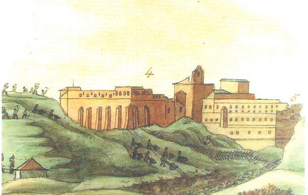Los fuertes de Salamanca