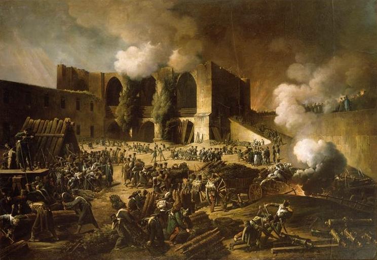 Siege of burgos 1812 heim