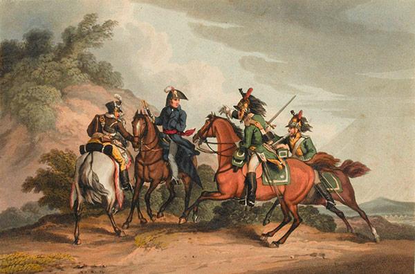 capturan al general Edward Paget,